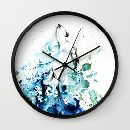 """Victory"" Wall Clock"