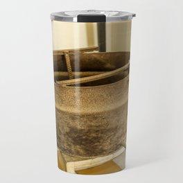 S21 Water Torture Barrel - Khmer Rouge, Cambodia Travel Mug