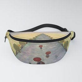 Storybook River Fanny Pack