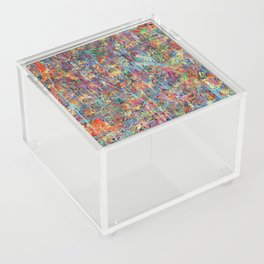 Acid Rain Acrylic Box