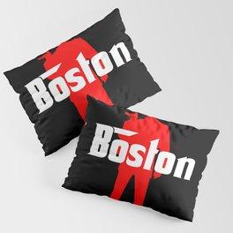 Boston mafia Pillow Sham
