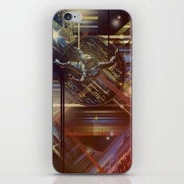 4D Space iPhone Skin