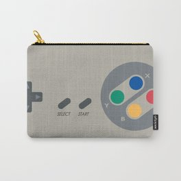 SNES controller Carry-All Pouch