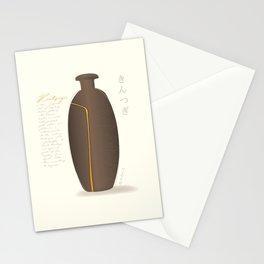 Kintsugi Vase Stationery Cards
