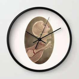 The Mantis Wall Clock