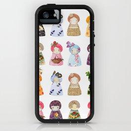 PaperDolls iPhone Case