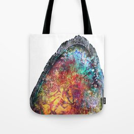 Geode Luster Tote Bag