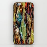 dead space iPhone & iPod Skins featuring Dead Space  by Joe Misrasi