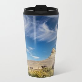 New Mexico Sky Metal Travel Mug