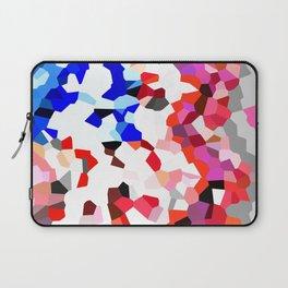 American Heart - Geometric Abstract Laptop Sleeve