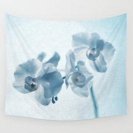 Orchid flowers Wall Tapestry