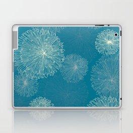 Spider Chrysanthemums Laptop & iPad Skin