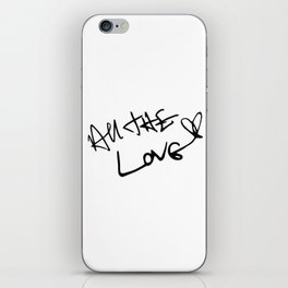 Harry Styles - All the Love iPhone Skin