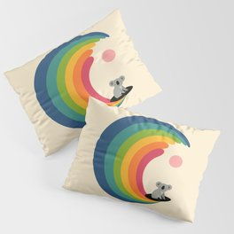Dream Surfer Pillow Sham