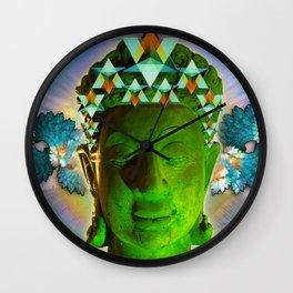 BudhaZen Wall Clock