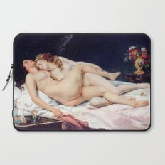 NUDE ART : The Lovers Laptop Sleeve