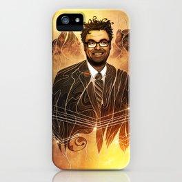 Mauro Ranallo iPhone Case