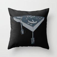 Mixer Throw Pillow