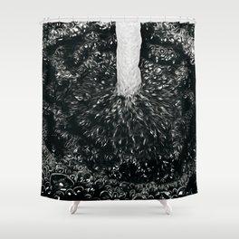 Faucet Shower Curtain