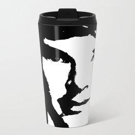 Benedict Cumberbatch Metal Travel Mug