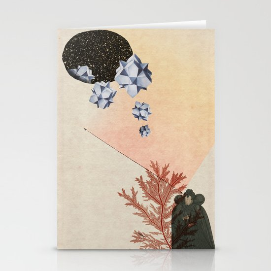 Kings and Queens Stationery Cards