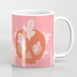 Spooks and Skull Coffee Mug