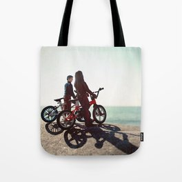Chewy and Han Tote Bag