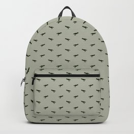 Rex Pattern Backpack