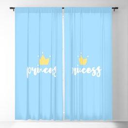 Blue Princess Blackout Curtain