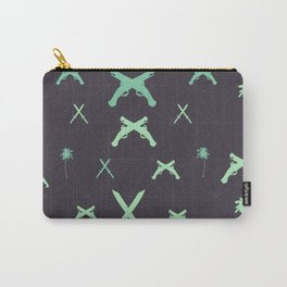 pirate pattern Carry-All Pouch