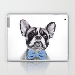 Frenchie Laptop & iPad Skin