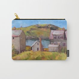 Fish Houses Carry-All Pouch