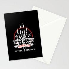 WIZARD CLUB Stationery Cards