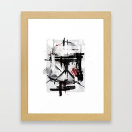 Clone Trooper Framed Art Print