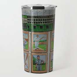 Kansas City Baseball Since 1884 Travel Mug