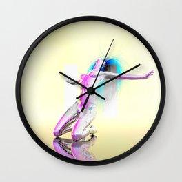 //FREEZE/ Wall Clock