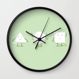 Hula-Hoop Champion (V2) Wall Clock