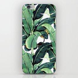 Martinique Print iPhone Skin