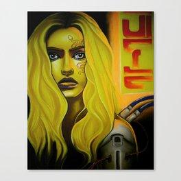 Hacker Canvas Print
