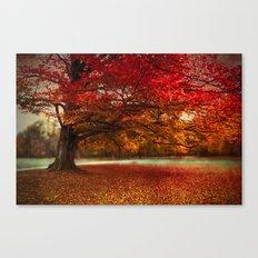 Finest fall Canvas Print