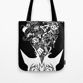 Exploding Head Syndrome Tote Bag