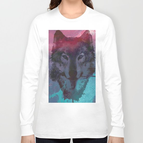 the wolf 7 Long Sleeve T-shirt