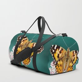 Monarch butterfly Duffle Bag