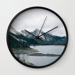 Jasper National Park Wall Clock