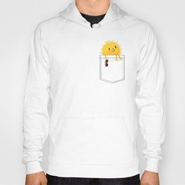 Pocketful of sunshine Hoody