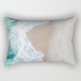 Ocean Mint Rectangular Pillow