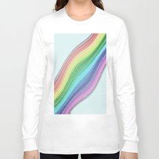 Rainbow Design  Long Sleeve T-shirt