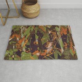 Autumn Jungle Rug
