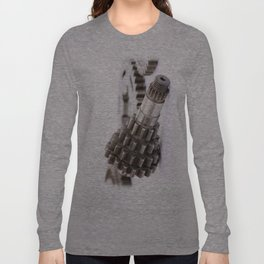 Pinion gear Long Sleeve T-shirt