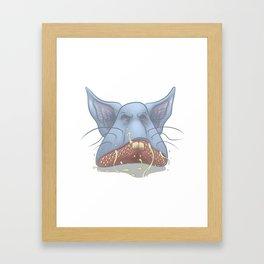 Pols Voice Framed Art Print